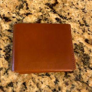 🌟NWOT🌟 Men's leather wallet